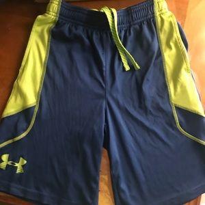 Boys UA Shorts